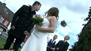 Olga Cabaeva just got married and the minute her new husband looks the other way