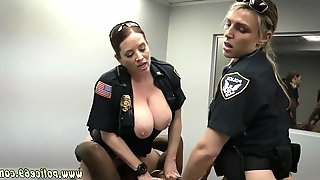 Milf nun and diamond kitty first time Milf Cops