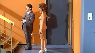 Amazing German, Hairy xxx scene