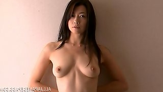Japanese housewife gets her pussy licked and fucked in a bedroom