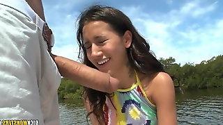 Fishing for Big Cock