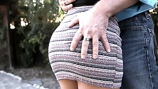 Lucky dude fucks wife and mistress Liv Revamped and Holly Lace