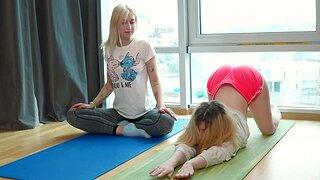 Iris Nuzzle Kiss and Kamilla D enjoying in 69 position - HD